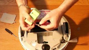Все о ремонте роботов-пылесосов
