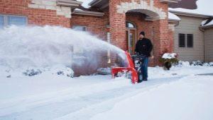 Все о снегоуборщиках