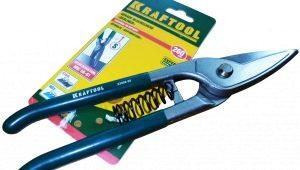 Ножницы по металлу Kraftool