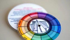 Что такое цветовой круг и как им пользоваться?