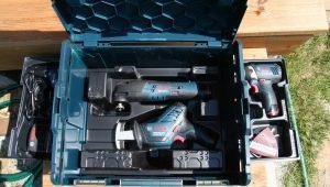 Наборы инструментов Bosch: виды и особенности