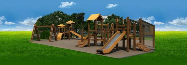 Детские площадки: какие бывают, как можно оформить и где разместить?
