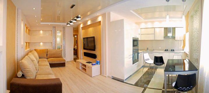 Планировка и дизайн 1-комнатной «хрущевки»