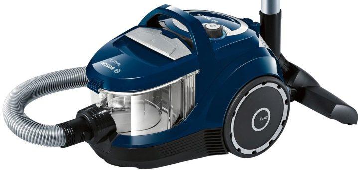 Пылесосы Bosch с контейнером для пыли: особенности и рекомендации по использованию