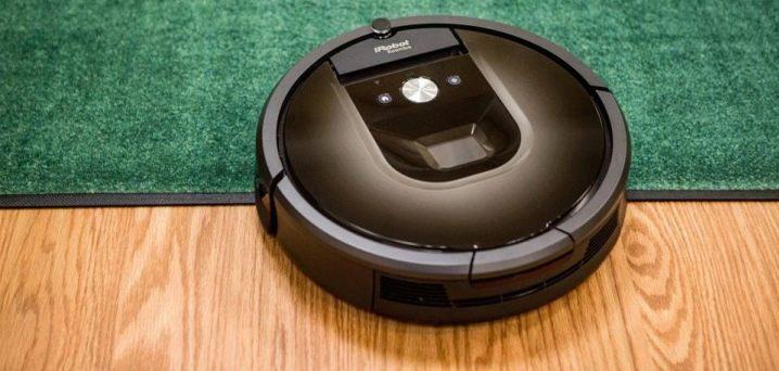 Разновидности роботов-пылесосов Irobot
