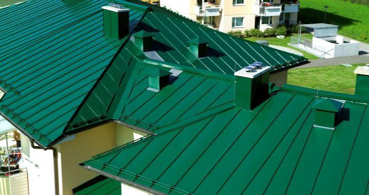 Как правильно смонтировать крышу дома?