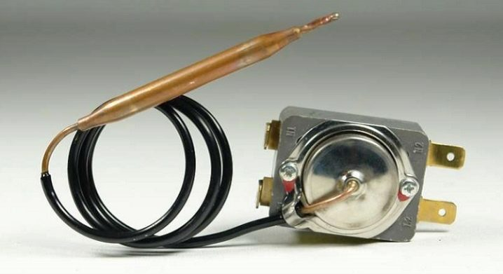 Капиллярный терморегулятор принцип работы