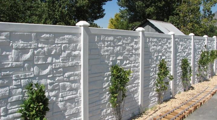 Забор из бетона декоративный купить в для подачи бетонной смеси бетононасосами необходимо