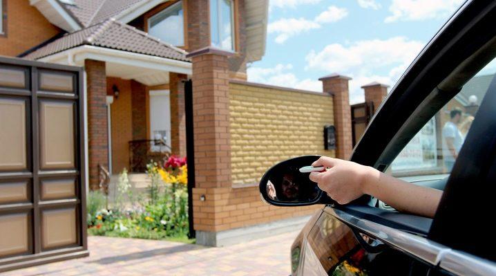 Автоматические гаражные ворота: особенности и тонкости выбора