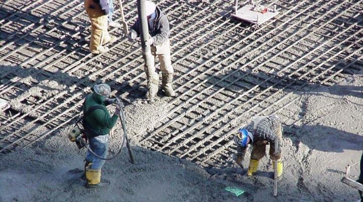 бетоны м100