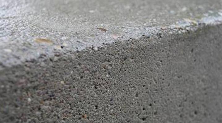 Геополимерных бетонов чем отмыть бетон