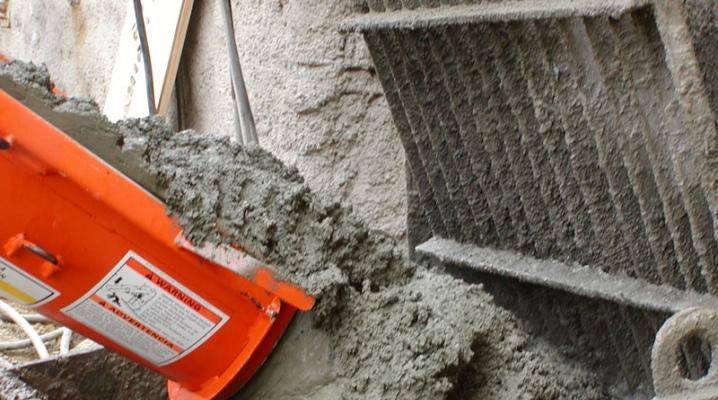 Мелкозернистый бетон