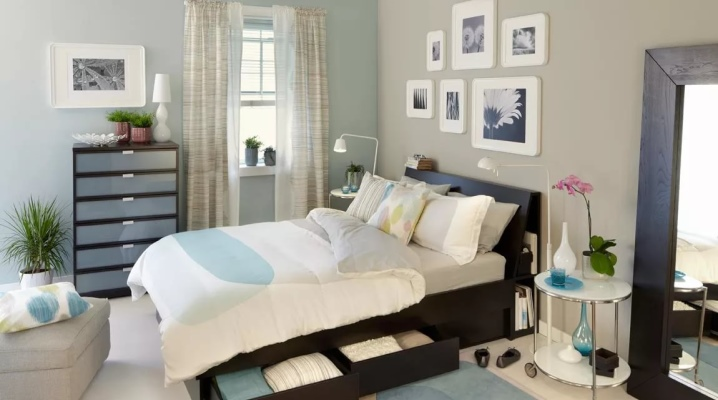 Мебель для спальни от Ikea