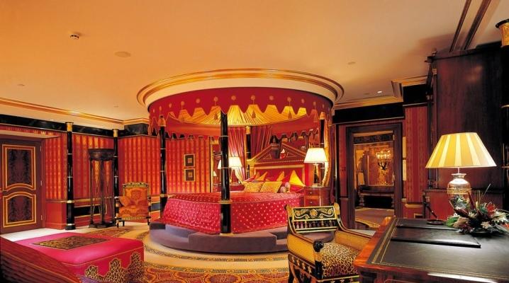 Популярные стили спален