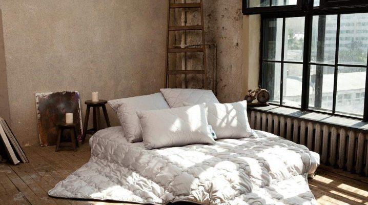 Одеяла из кашемира