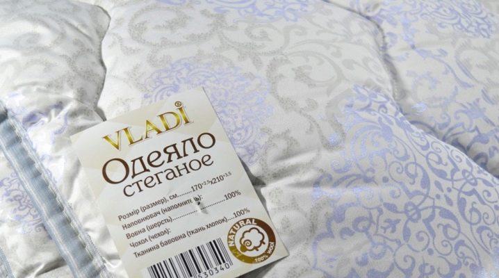 Одеяло Vladi