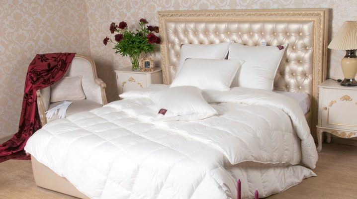 Шелковые одеяла