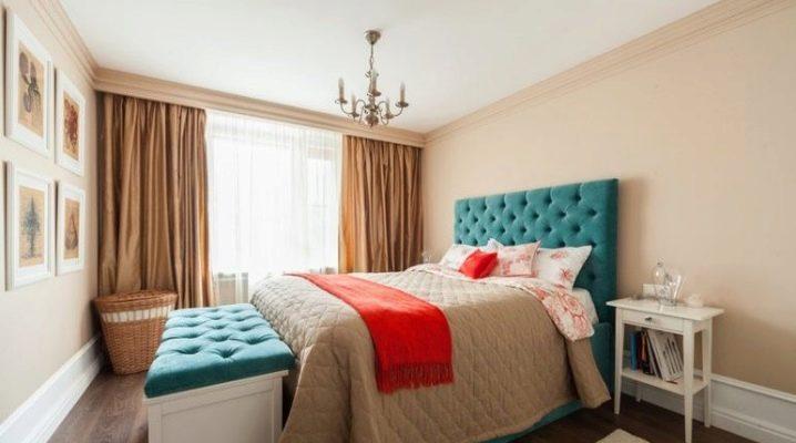 Высокие двуспальные кровати