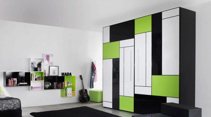 стильные шкафы 53 фото красивые модели для одежды в спальню и