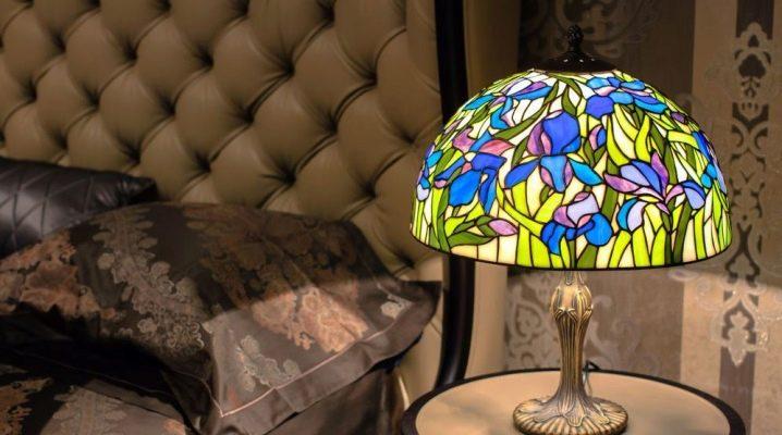 настольные лампы тиффани купить