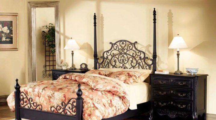 Особенности металлического основания для кровати