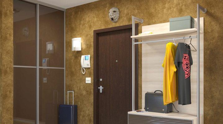 Узкий шкаф: использование в интерьере