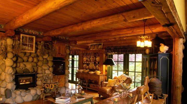 Дизайн деревенского дома: создание красивого интерьера своими руками