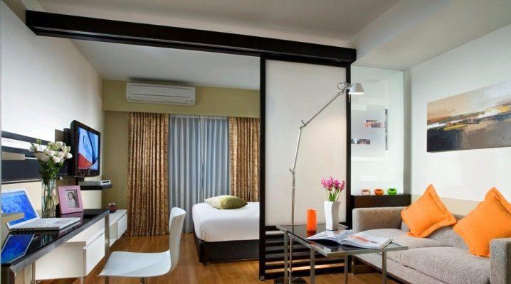 Дизайн комнаты площадью 20 кв.м: примеры оформления