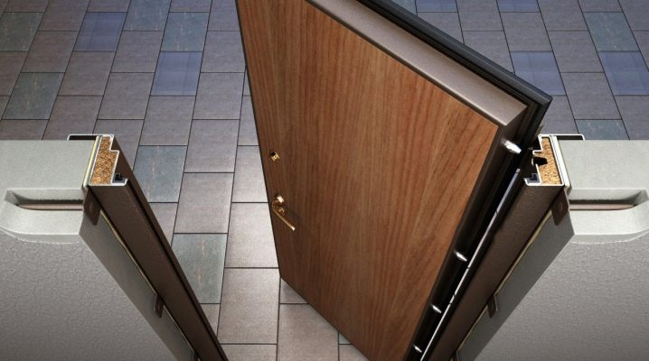 Дверная коробка для межкомнатных дверей