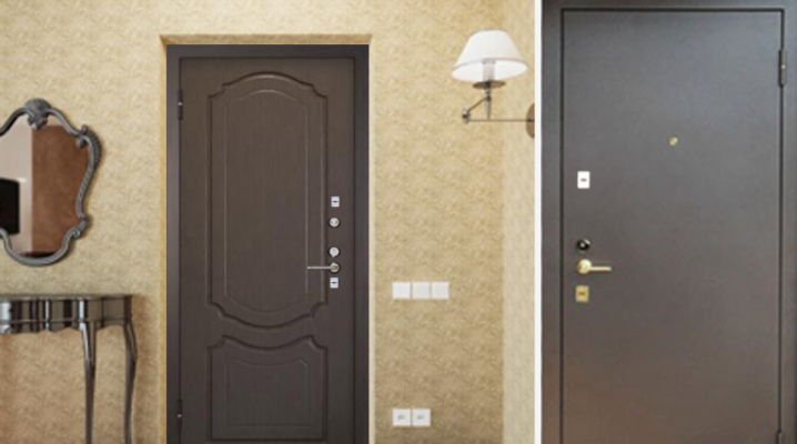 Металлические двери с терморазрывом: плюсы и минусы