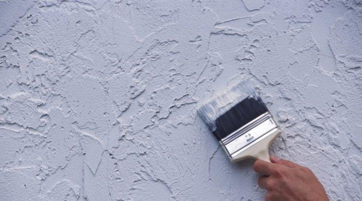 Декоративная покраска стен: тонкости процесса