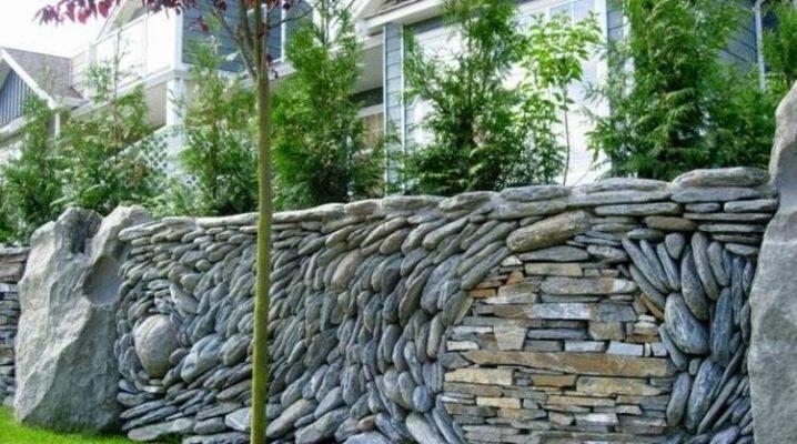 Декоративный забор: красивые идеи ландшафтного дизайна