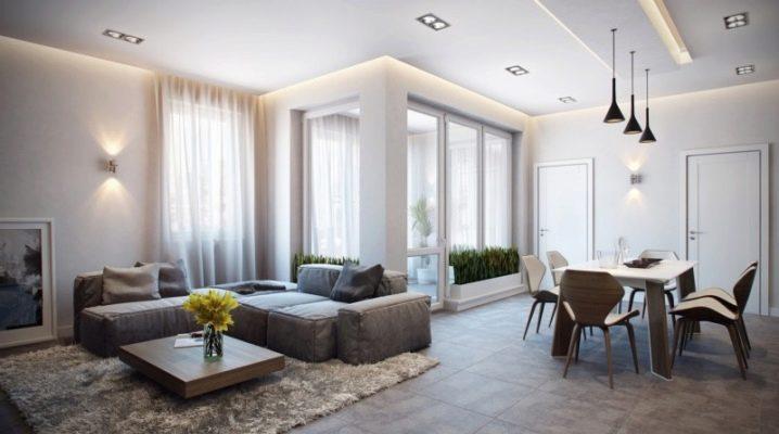 Дизайн квартиры в светлых тонах: воплощение современного стиля