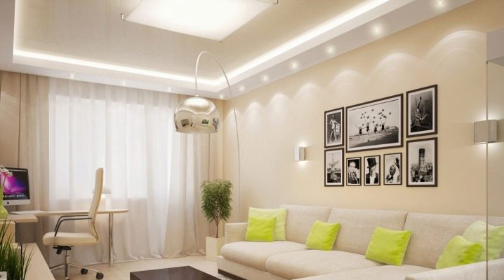 дизайн гостиной фото 3