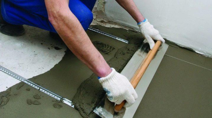 Особенности и методы заливки бетонного пола