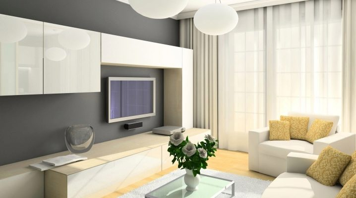 Тонкости дизайна гостиной площадью 16 кв. м: грамотное разграничение пространства
