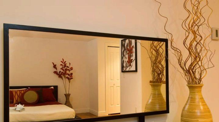 Зеркало в раме – функциональный и красивый декор комнаты