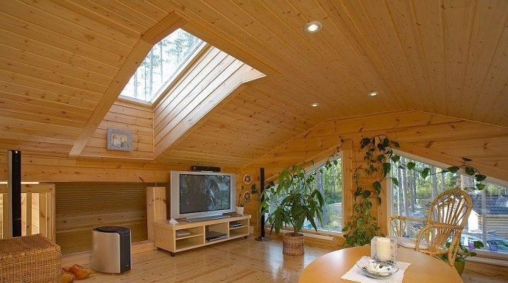 Как сделать крышу в частном доме 271