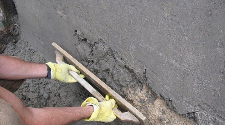 подготовка стен для штукатурки цементным раствором