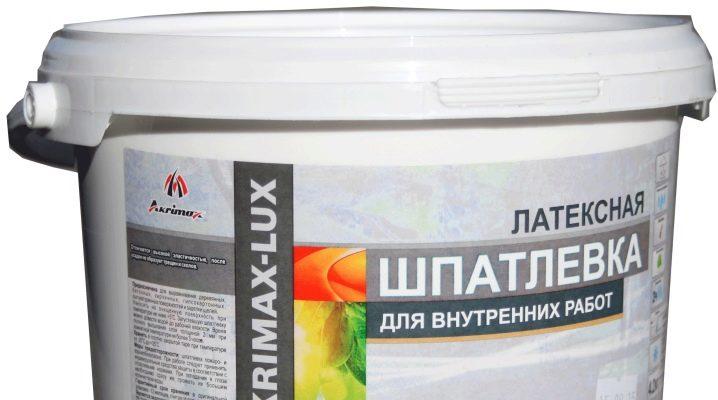 Широко используемые шпатлевки для пластика какая грунтовка для покраски стены