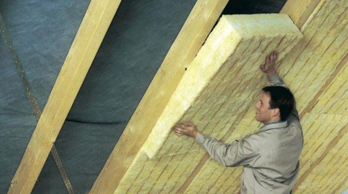 Утепление крыши — 110 фото как правильно использовать внутреннее и внешнее утепление крыши