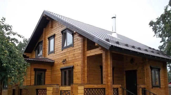 Преимущества и недостатки домов из профилированного бруса