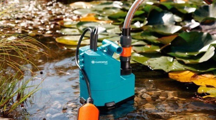 Дренажный насос со встроенным поплавковым выключателем: устройство, подключение и регулировка