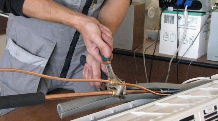 Как выбрать и установить медную трубу для кондиционера?