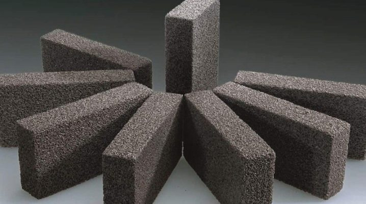 пеностекло бетон