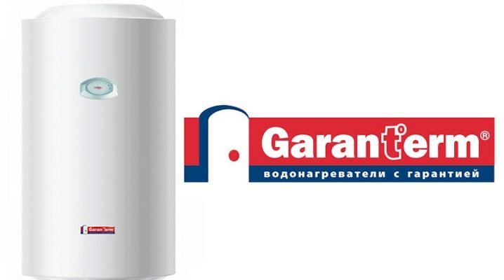 Водонагреватели Garanterm: модельный ряд и характеристики продукции
