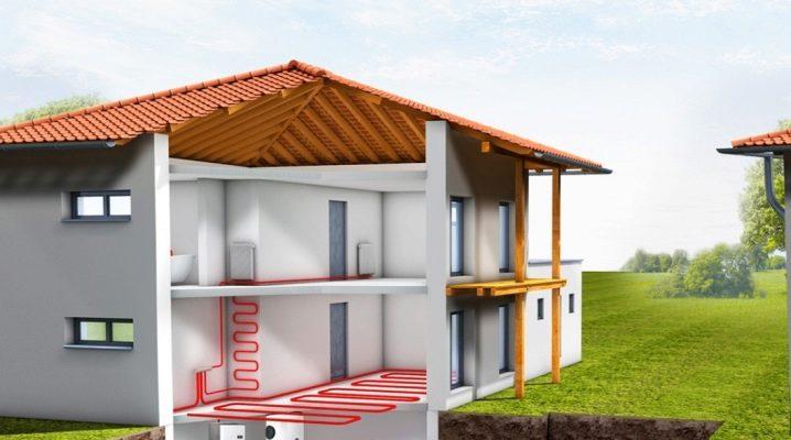 Геотермальное отопление: принцип работы, плюсы и минусы, тонкости построения