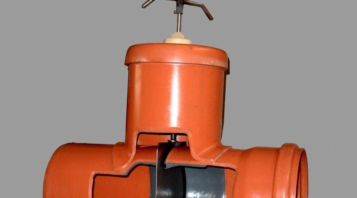 Как подобрать задвижку для канализации?