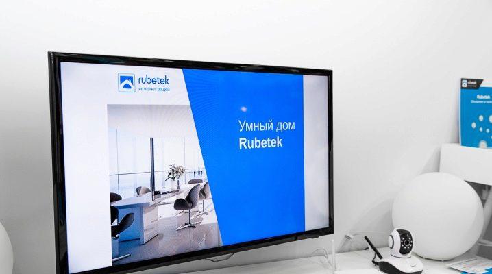Особенности умного дома Rubetek