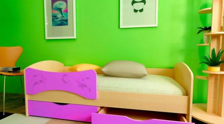 Детская кровать «Дельфин»: особенности и советы по выбору